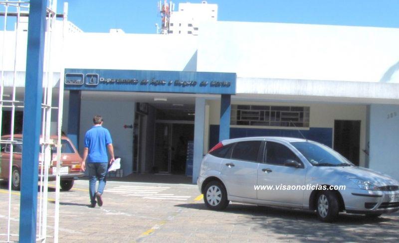 Falsos funcionários do DAEM estão praticando crimes em Marília.