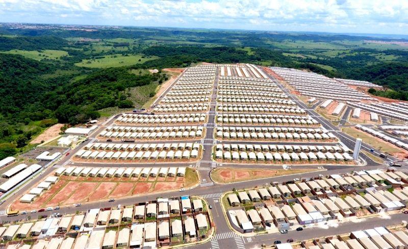 Residencial Vida Nova Maracá 3: mais 856 casas da Pacaembu Construtora.