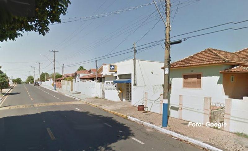 A agência dos Correios em Quintana foi assaltada nesta tarde.