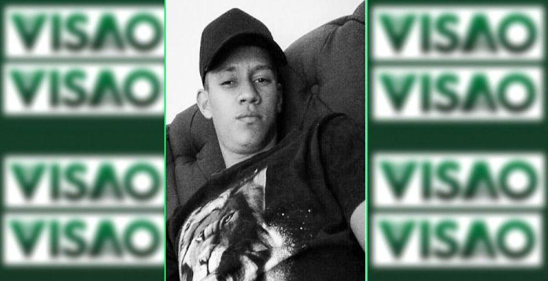 João Vitor da Rocha Bahiano morreu vítima de acidente com moto