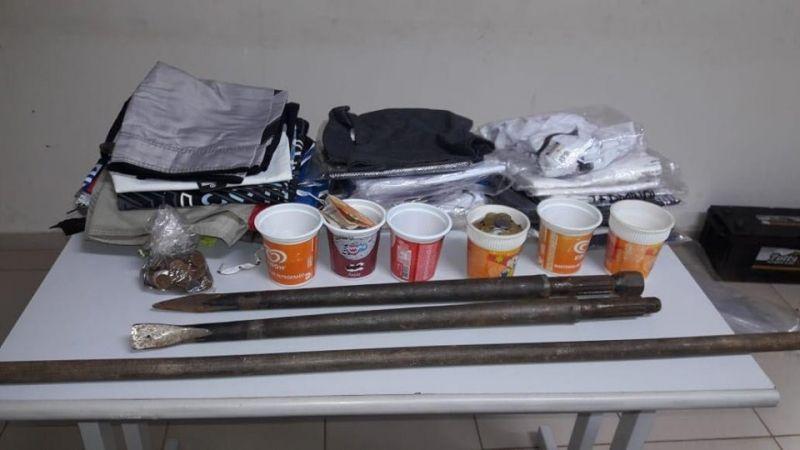 Furtos foram cometidos durante a madrugada em Guaimbê