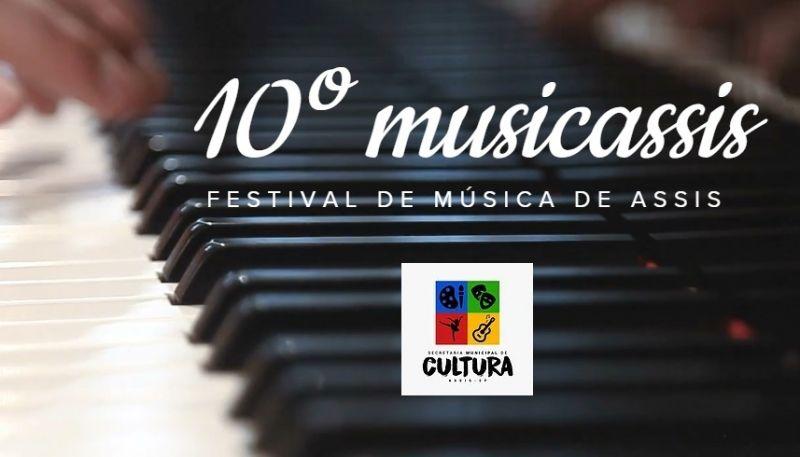 Atividades musicais gratuitas são opções para artistas da região
