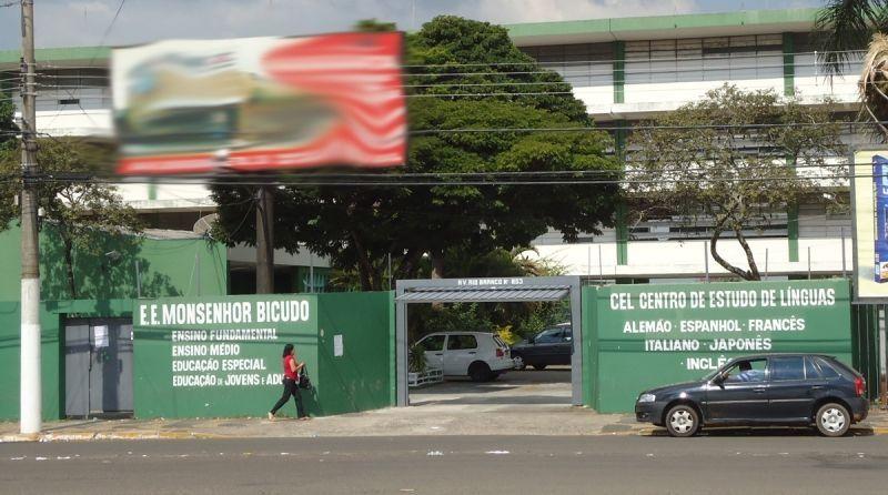 O CEL em Marília está localizado na escola Monsenhor Bicudo, na av. Rio Branco.