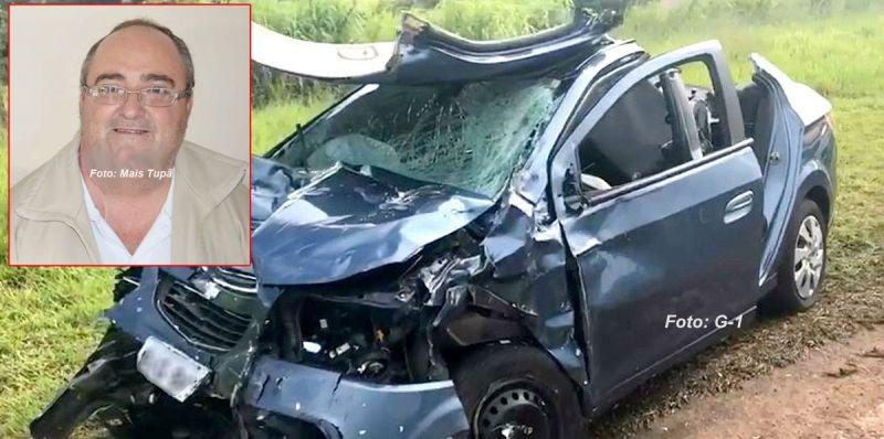 Rafael Soares foi a terceira vítima fatal do grave acidente em Marília