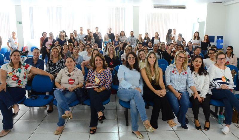 Grupo capacitou enfermeiras e profissionais do Nasf. Oferta de serviços aumenta