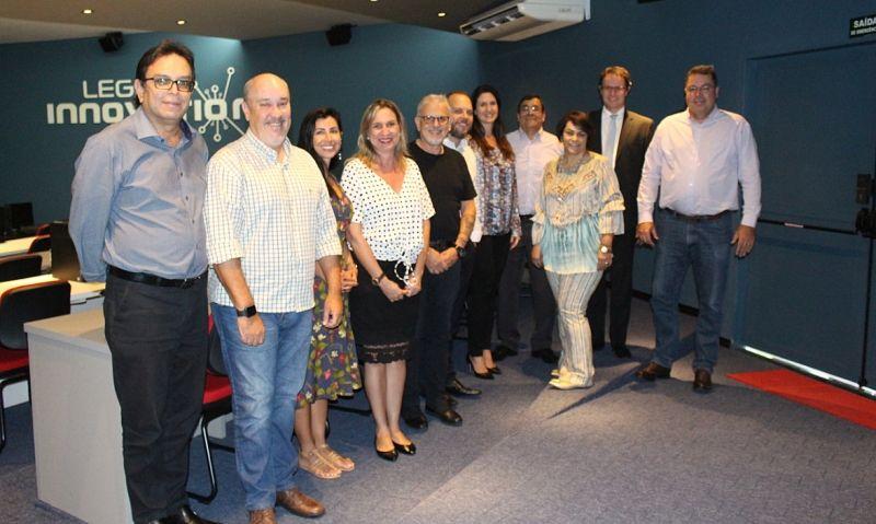 Evento de apresentação do novo Programa de Pós-Graduação Stricto Sensu foi realizado no Legal Innovation Lab