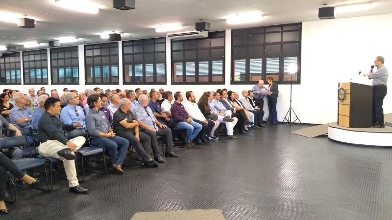 Evento realizado no Univem atraiu dezenas de lideranças de diferentes segmentos.
