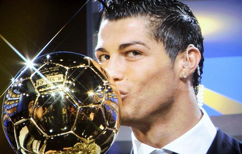 O português Cristiano Ronaldo conquistou o quarto título.