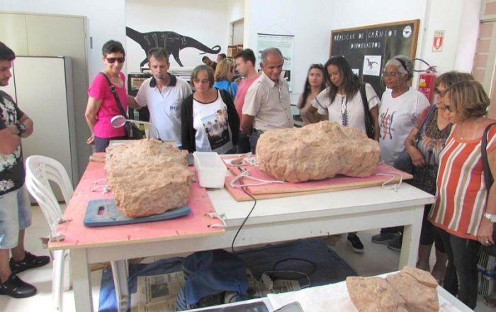 Museu de Paleontologia: Marília entra na rota do turismo nacional