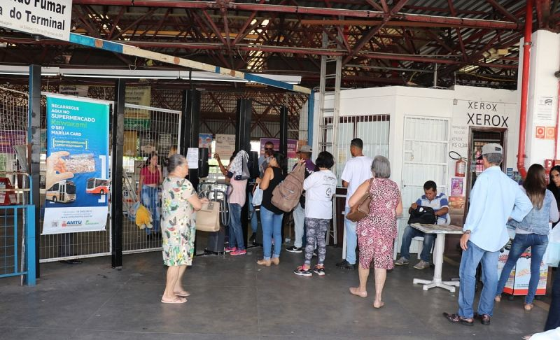 Informações sobre fechamento do Terminal foram parar na justiça.