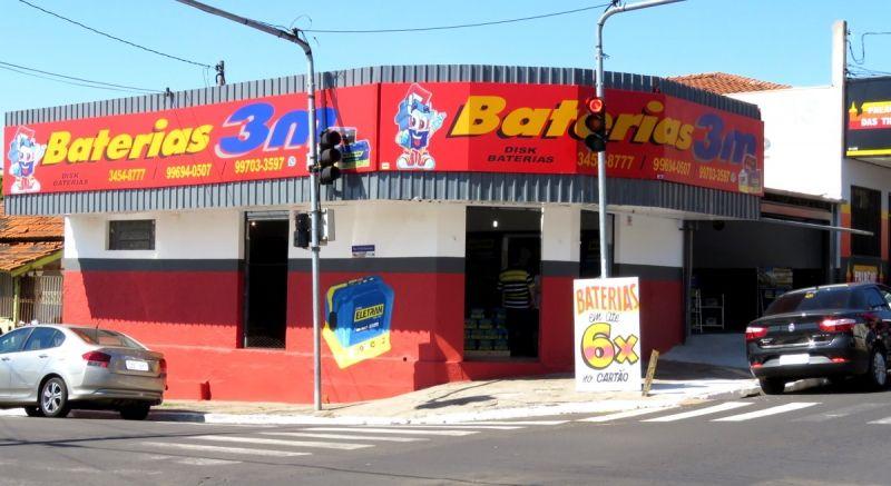Nova loja está localizada na av. República, esquina com a rua 16 de Setembro.