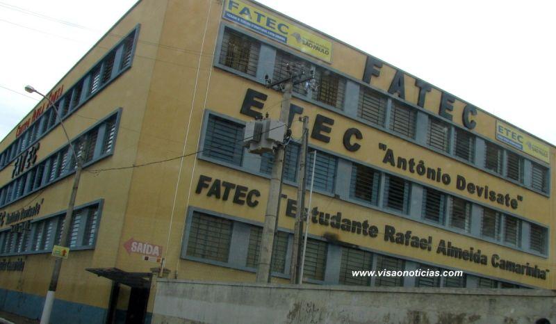Etec em Marília está localizada na avenida Castro Alves.