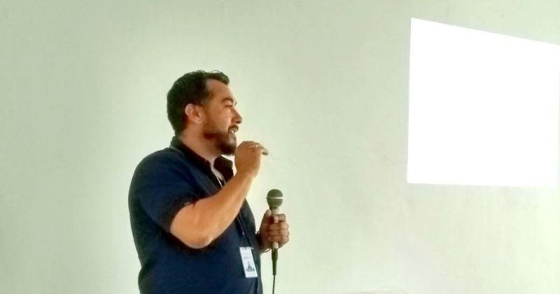 O pesquisador José Joaquim Carvajal destacou o trabalho desenvolvido em Marília
