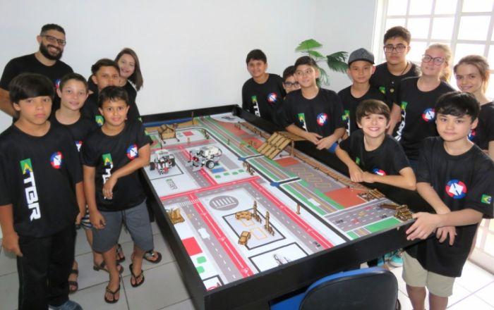 OnByte representa Marília no Torneio Brasil de Robótica