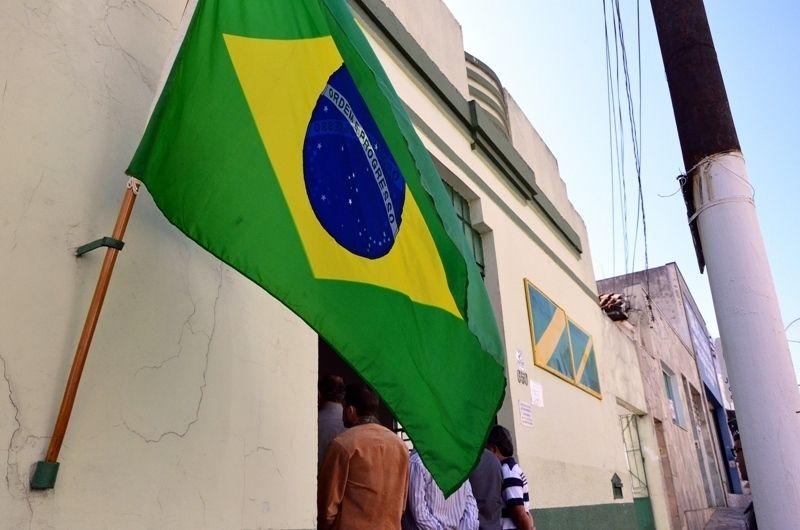 Em Marília, a Junta Militar está localizada no centro da cidade.