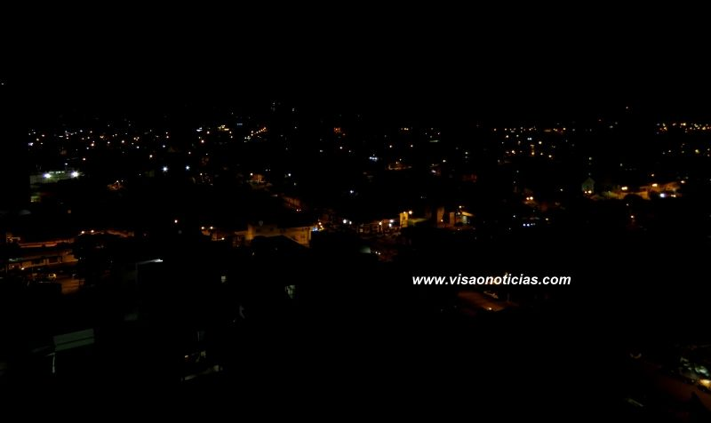 Falta de energia elétrica afetou diversos bairros de Marília.