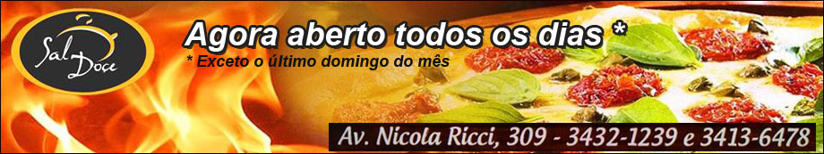 Sal Doce Pizzaria