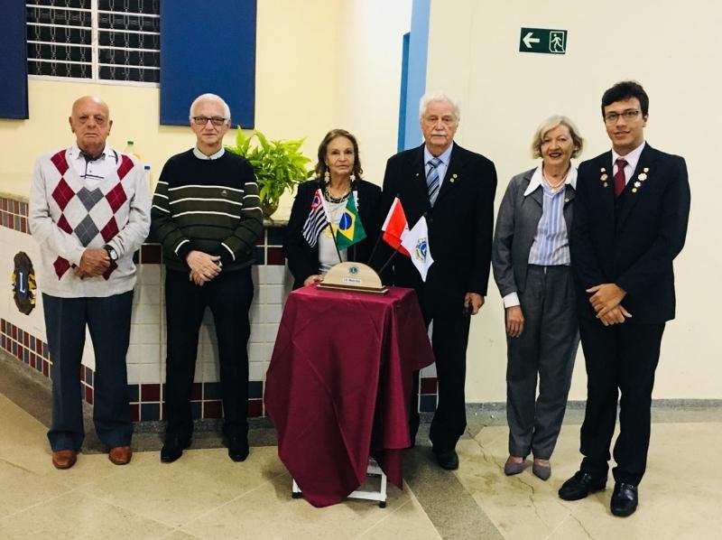 Lions Clube de Marília tem nova diretoria