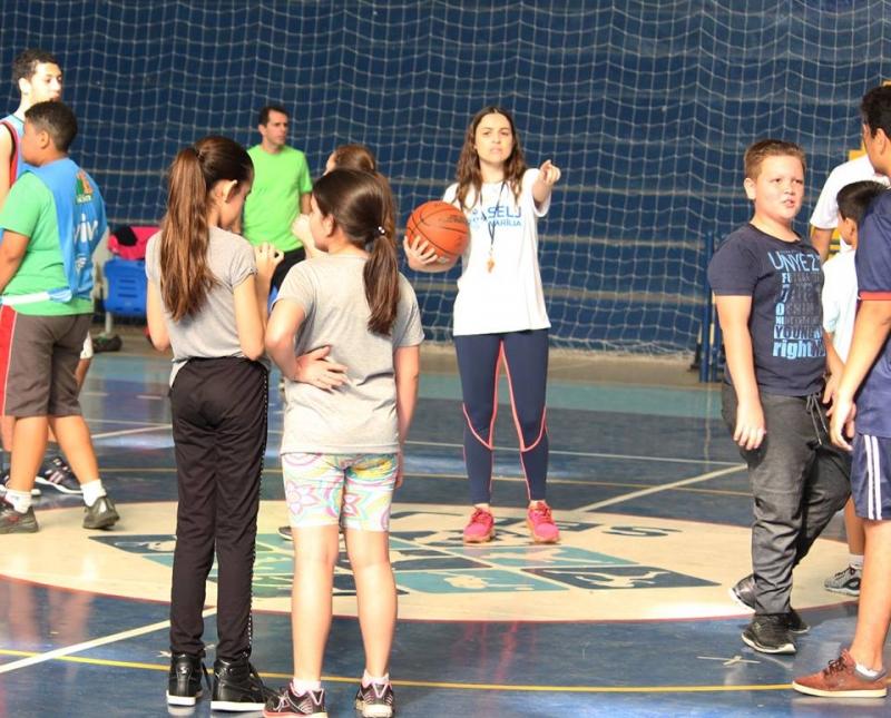 Festival de Basquete do Projeto Social Esportivo será neste sábado