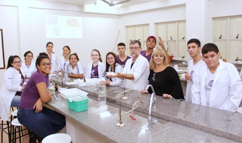 Oferecer educação de qualidade é a proposta da parceria entre Unimar e escolas de Marília