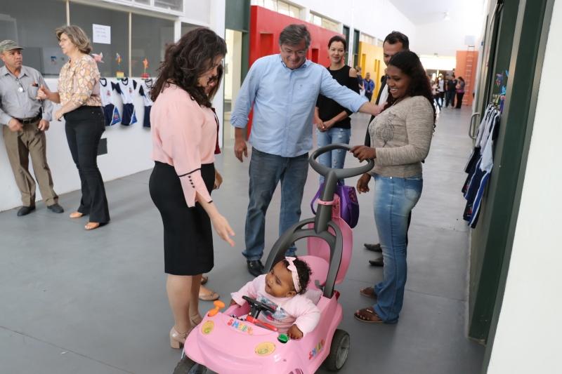 Emei Catavento na zona sul é oficialmente inaugurada