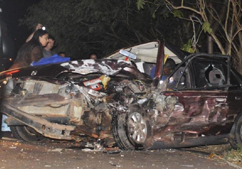 Acidente na rodovia SP-421 fere cinco pessoas, na região