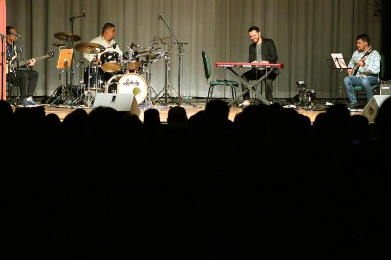 Com clima agradável, II Smooth Jazz Festival esbanja no talento e na criatividade dos músicos