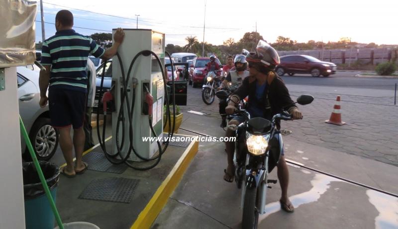 Abastecimento de combustíveis em Marília deve ser normalizado em 48 horas