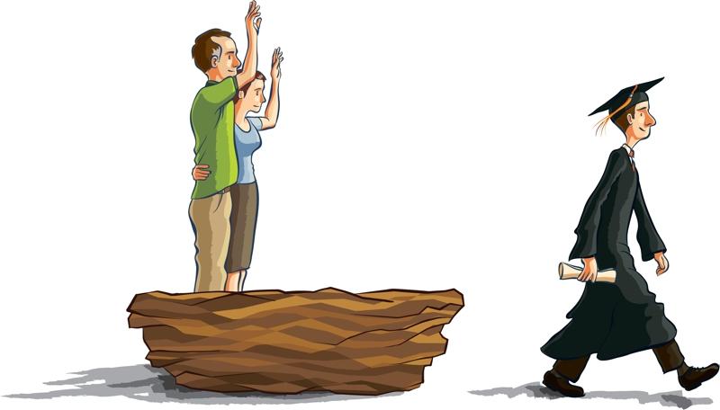 """Se os seus filhos deixaram o """"ninho"""", é hora de se dedicar a você mesmo"""