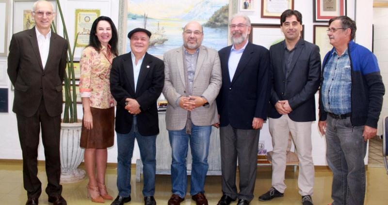 UNIVEM recebe Diretor da Universidade Aberta de Portugal