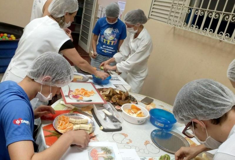 Empreendedora, estudante desenvolveu massas Nutritivas, sem glúten e caseína, à base de legumes