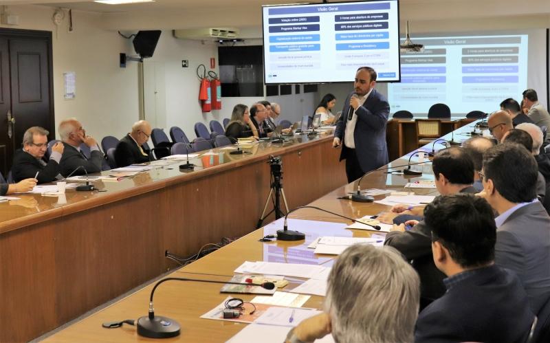 Associação Comercial estimula grupo para a Estônia