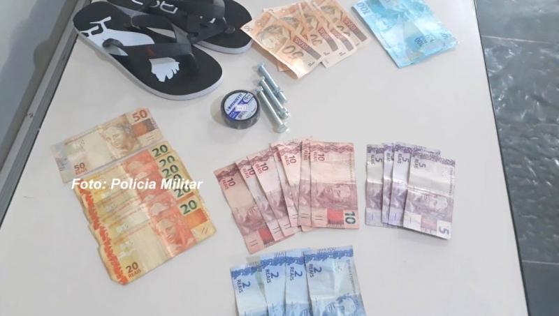 Homem é preso pela PM com notas falsificadas em Marília
