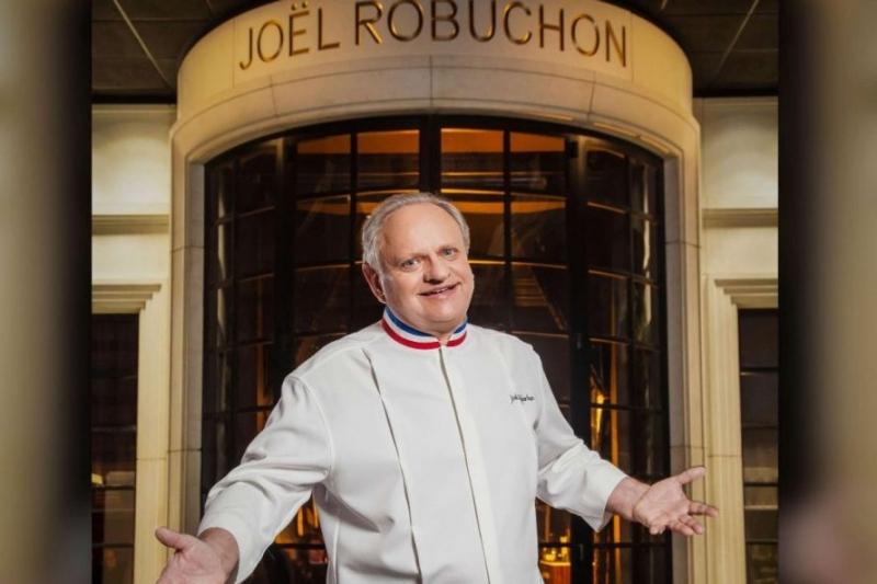 Morre chef francês Joël Robuchon