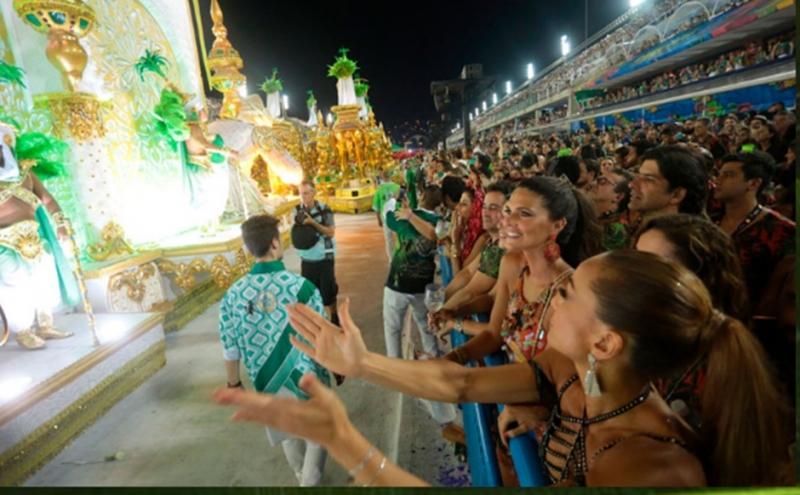 A 45 dias do carnaval, venda de camarotes na Sapucaí já supera a de 2018