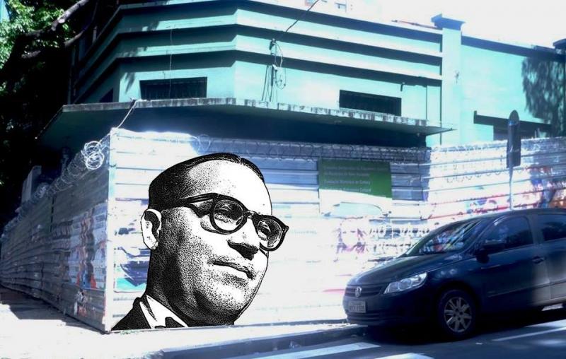 Ironia: lar de Guimarães Rosa é destruído na véspera do Dia do Escritor