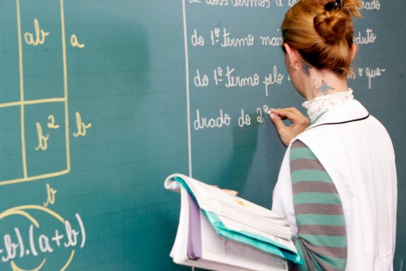 Educação abre inscrições online para prova de promoção de professores da rede estadual