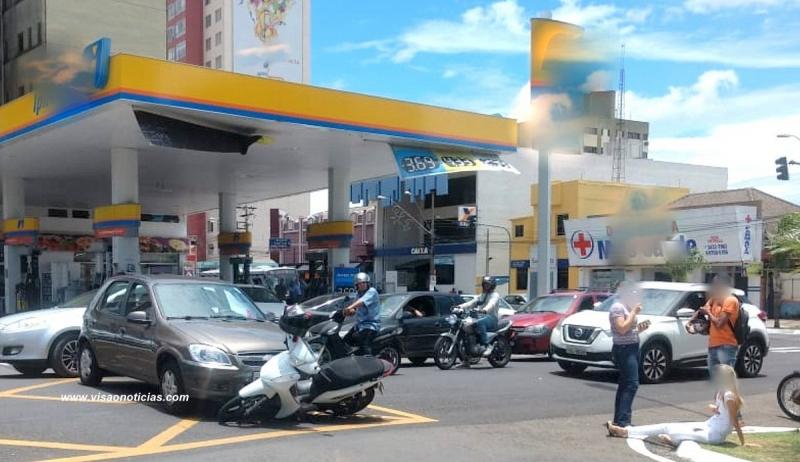 De cada 10 atendimentos por acidente no SUS, oito são motociclistas