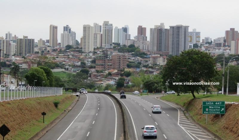 Marília se destaca com saldo positivo de  740 admissões no primeiro quadrimestre de 2019