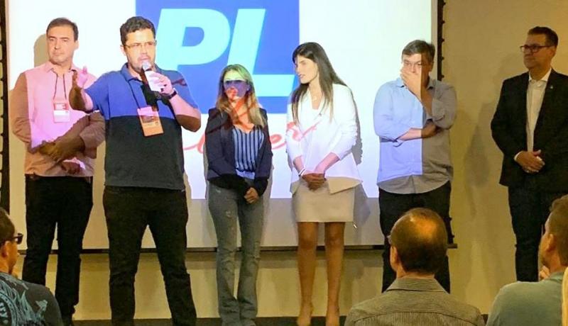 Evento do PL reúne centenas de lideranças. Partido quer fazer 3 cadeiras na câmara em 2020