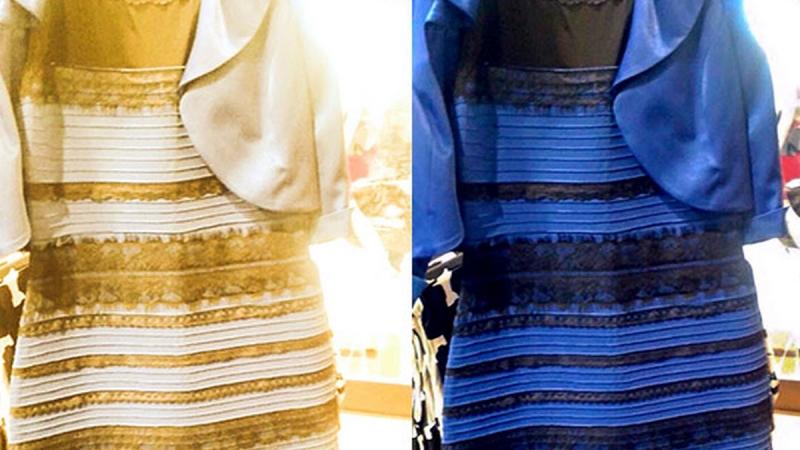 Mistério Das Cores Do Vestido Pode Ajudar A Compreender