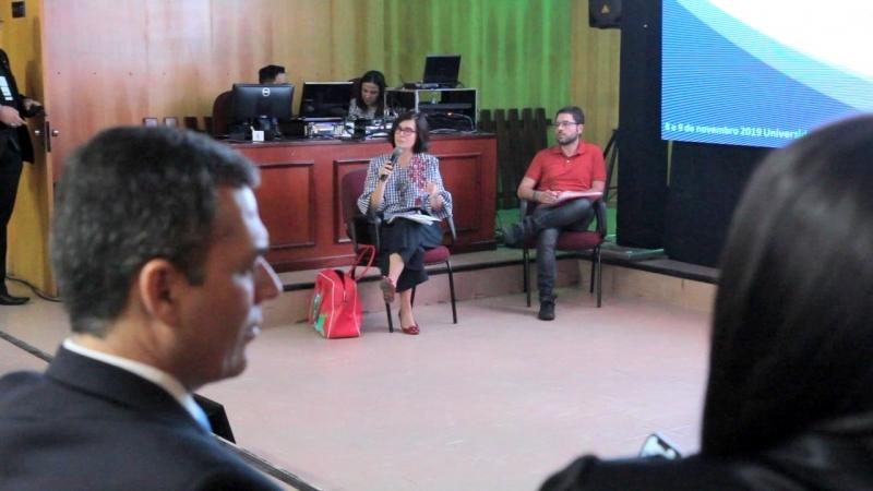 Unimar representa São Paulo no XV Congresso Internacional Diálogo Ambiental Constitucional