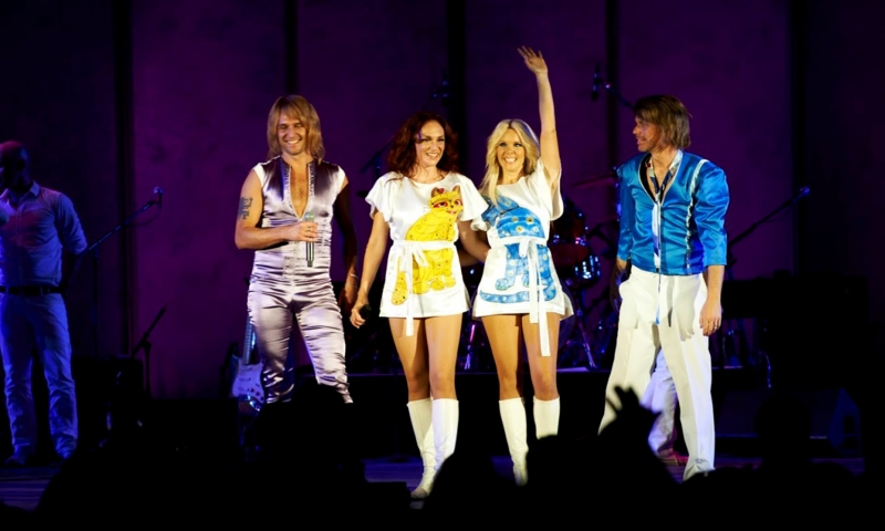 ABBA EXPERIENCE IN CONCERT, show será esta noite em Marília