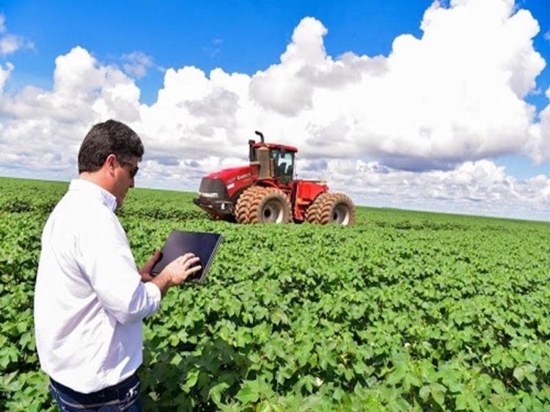 Região abre vaga para supervisor de agricultura de precisão