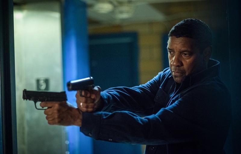 Denzel Washington retorna no papel do agente Robert McCall em O protetor 2