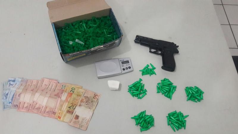 Auxiliar de Enfermagem vendia drogas no próprio local de serviço