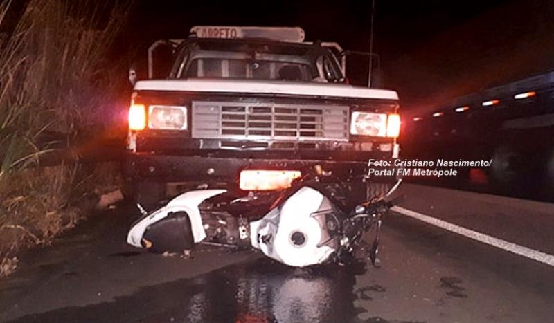 Motoristas morrem em acidentes envolvendo seis veículos na região