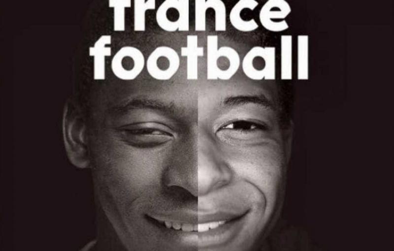 Pelé diz à revista que Mbappé será o próximo rei do futebol