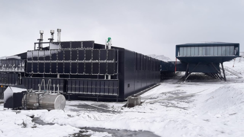 Inauguração de estação brasileira na Antártica deve acontecer nesta quarta