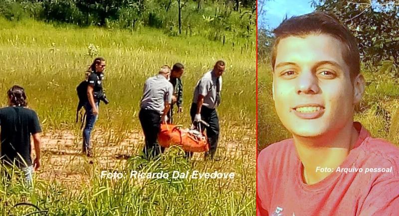 Polícia investiga morte de jovem encontrado em abismo na zona sul